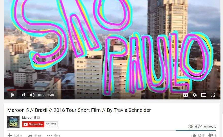 maroon 5 tour brazil 09 09 2016